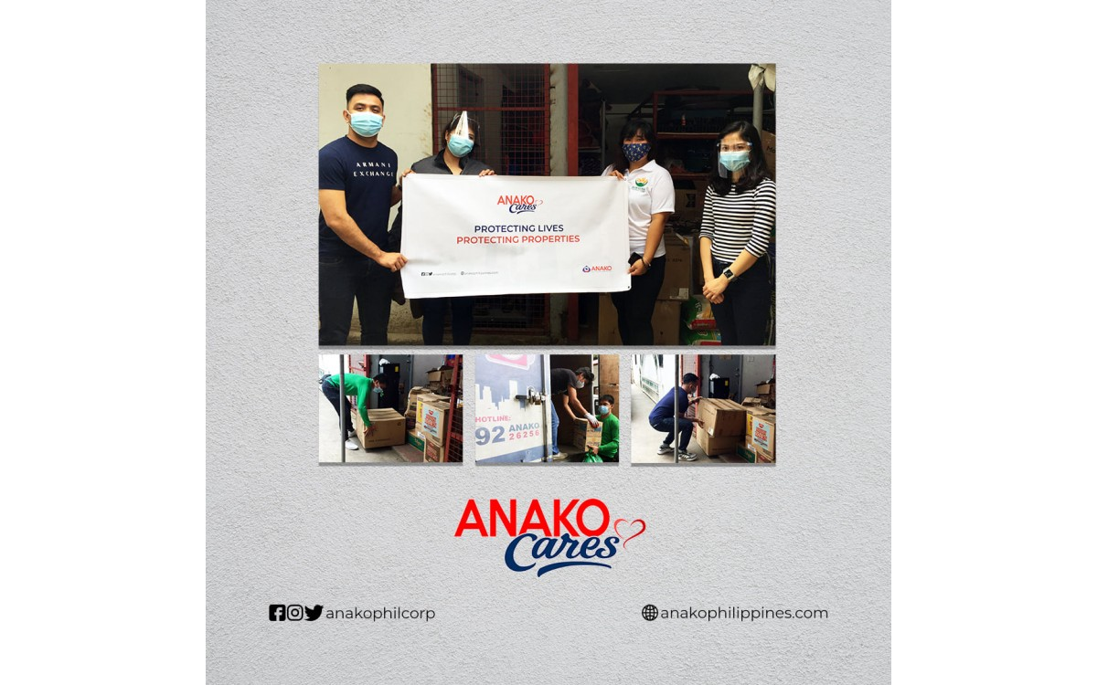 ANAKO CARES - DONATION DRIVE FOR TYPHOON ULYSSES