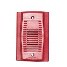 System Sensor Red Mini Horn UL MHR/1