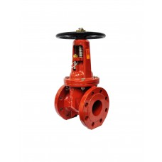 Kennedy OS&Y Gate Valve, Fig. 5168, 350 PSI, Flanged Type, Ductile Iron Body