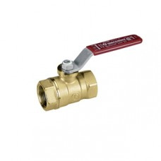 Giacomini R250D Brass Ball Valve, UL/FM Approved