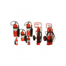 Amerex Fire Extinguisher Carbon Dioxide